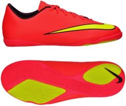 Nike Mercurial Victory V Ic Czerwone Junior 651639-690