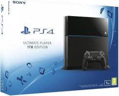 Konsola Sony PlayStation 4 1TB Ultimate Player Edition - zdjęcie 1