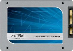 Crucial 2,5Cala Ssd Mx100 256Gb Serial Ata 3 550Mb/S 330Mb/S (Ct256Mx100Ssd1)