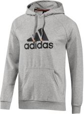 Bluza adidas Essentials Logo Hood French Terry X30452