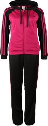 adidas Performance YOUNG KNIT SUIT Dres różowy