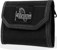 Portfel Maxpedition 0253B C.M.C. Wallet Black (0253B) C