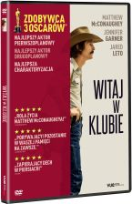 Witaj w klubie (Dallas Buyers Club) (DVD)