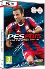 Pro Evolution Soccer 2015 (Gra PC)