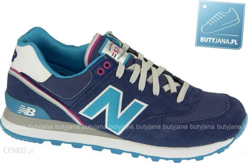 New Balance Niebieskie Damskie 574