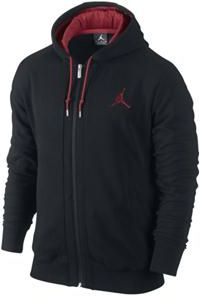 Bluza NIKE Jordan All Around 589359-010 czarna