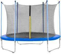Tele Hit Trampolina Total Sport 10Ft