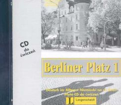 Berliner Platz 1 CD do ćwiczeń