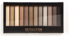Makeup Revolution Redemption Palette Iconic 2 Paleta cieni do powiek 12 odcieni