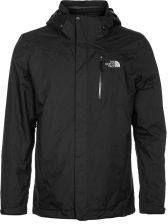 The North Face M SOLARIS TRICLIMATE Kurtka Outdoor czarny