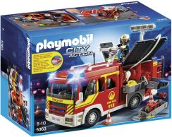 Playmobil City Action Wóz strażacki 5363