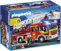 Playmobil City Action Wóz strażacki z drabiną 5362