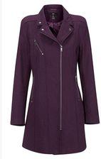 Women Manteau prune-02