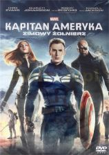 Kapitan Ameryka: Zimowy żołnierz (Captain America: The Winter Soldier) (DVD)