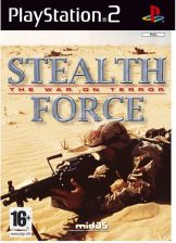 STEALTH FORCE: THE WAR ON TERROR PS2