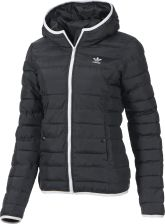 Kurtka adidas originals Slim Padded Hooded Jacket M30410