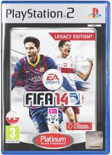 FIFA 14 Platinum (Gra PS2)