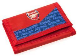 Portfel Nylonowy Arsenal Londyn TX