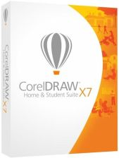 Corel draw Home & Student Suite X7 Pl (Cdhsx7Czplmbeu)