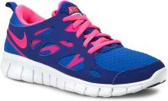 Półbuty NIKE - Free Run 2 477701 401 Gm Ryl/Hyper Pink/Dp Ryl/Bl/White