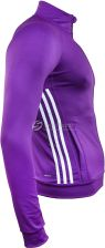 BLUZA ADIDAS CLIMA 3 ESSENTIALS TRAINING TOP fioletowa roz S /D89757