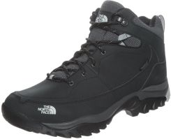The North Face SNOWSTRIKE II Buty trekkingowe czarny