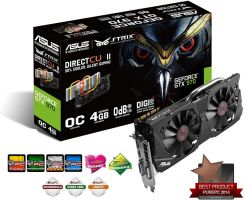 ASUS Geforce Gtx 970 4Gb (STRIX-GTX970-DC2OC-4GD5)