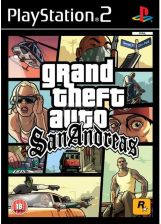 Grand Theft Auto San Andreas (Gra PS2)