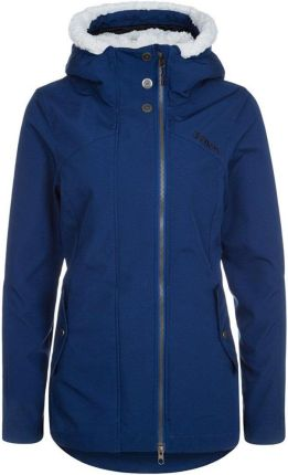 Bench CHILLY NIGHTS Kurtka Softshell niebieski