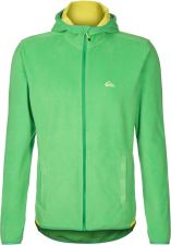 Quiksilver CIRCLE FULL ZIP Kurtka z polaru zielony