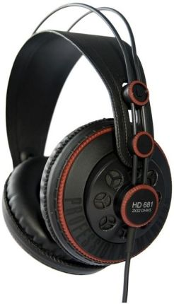 Superlux HD681 Black-Red