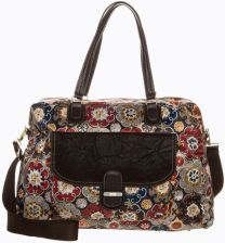 Oilily CARRY ALL Torba weekendowa brązowy