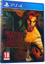 The Wolf Among Us (Gra PS4)
