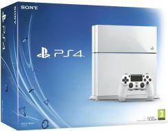 Sony Playstation 4 500GB Biała