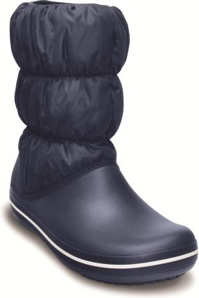 Crocs Winter Puff Boot Navy/Navy W8 (38,5)