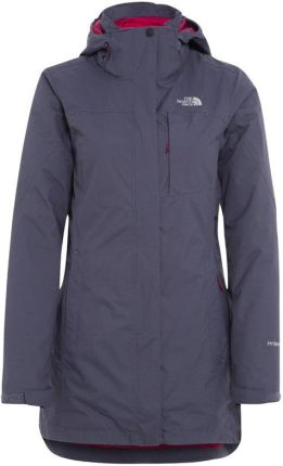 The North Face SOLARIS 3IN1 Kurtka Outdoor szary