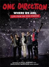 One Direction - Where We Are - Live From San Siro Stadium (Blu-ray)