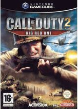 Call of Duty 2: Big Red One (Gra GC)