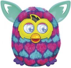 Hasbro Furby Boom Sweet Pink and Blue Hearts A6118