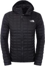The North Face M Thermoball Hoodie Tnf Black XXL