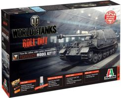 Italeri - World Of Tanks - Ferdinand 1:35 - 36501