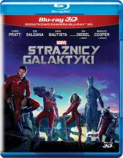 Strażnicy Galaktyki 3D (Guardians of the Galaxy 3D) (Blu-ray)