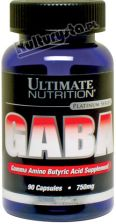 Ultimate Nutrition Gaba 90 kaps