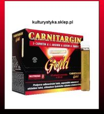 Nutrend Carnitargin Gold 10 x 25ml
