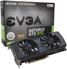 EVGA GeForce GTX 970 SuperClocked OC (04G-P4-2974-KR)