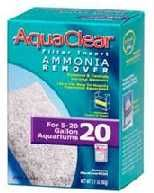 Aqua Clear Mini (20) - Żwirek Amonowy