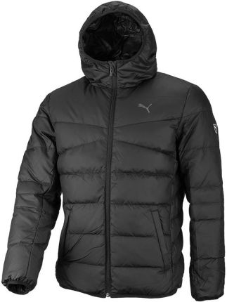 Puma Ess Hooded Down Jacket Black XL