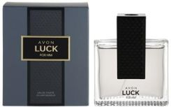 Avon Luck for Him woda toaletowa 75 ml