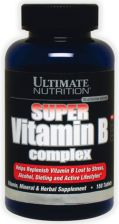 ULTIMATE Vitamin B Complex 150 tab.