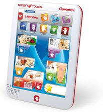 Clementoni Tablet Touch Pad Sapientino Mówi Pl-Ang 60080